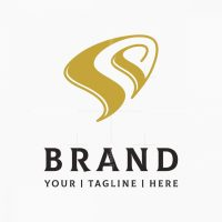 Leap Dynamic Double Letter S Logo