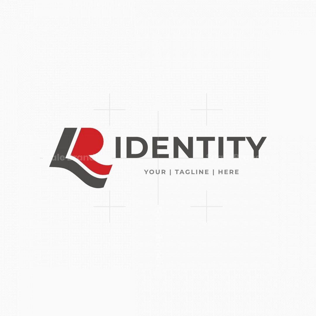 Leap Dynamic Letter Lr Rl Logo