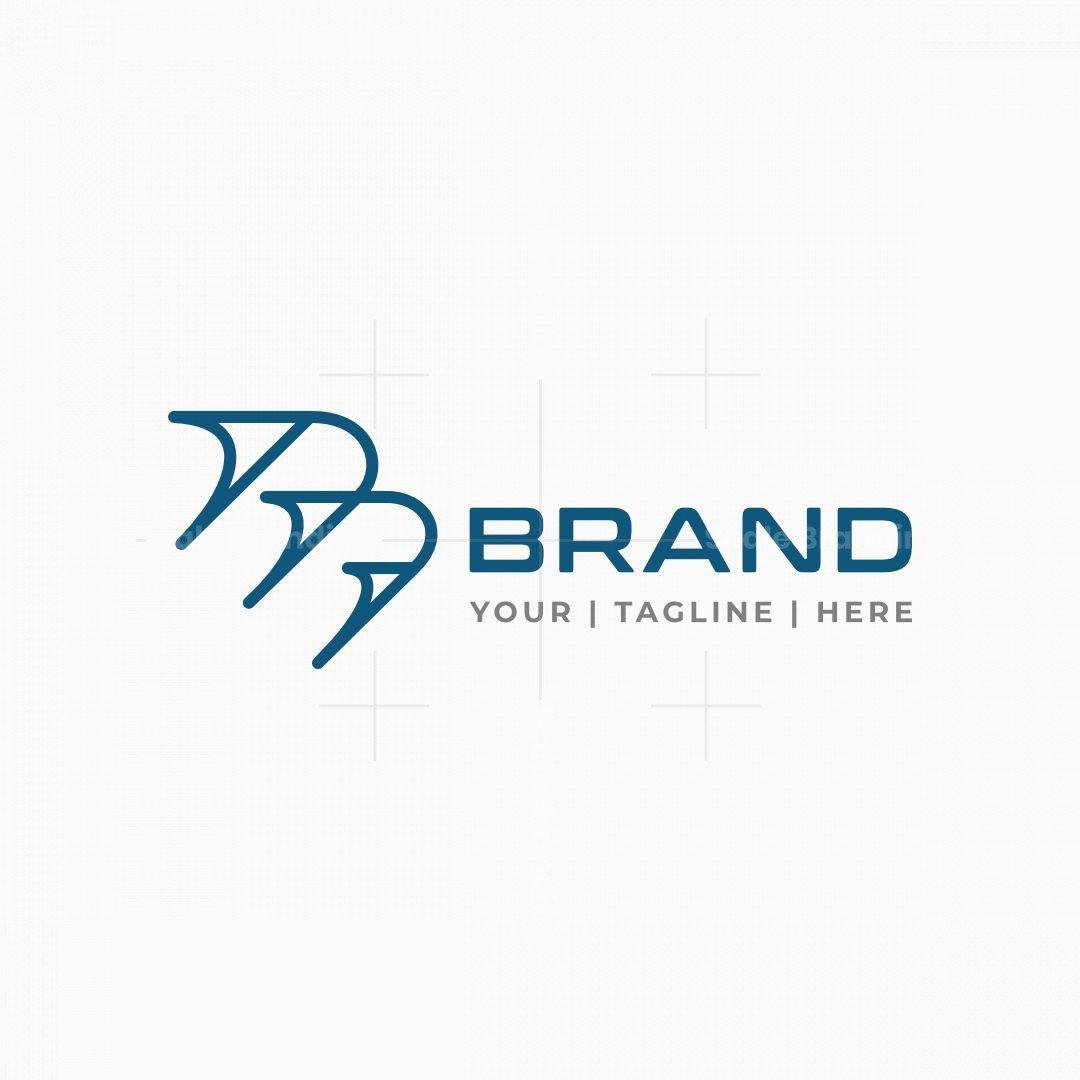 Leap Or Sailing Letter B Tech Logo