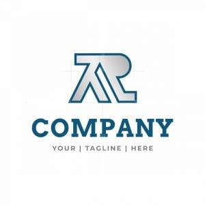 Letter Ar Or Ra Logo