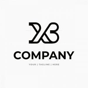 Letter B Xb Logo