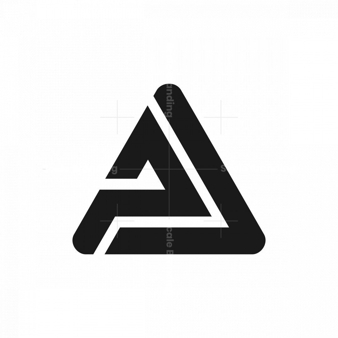 Pa Ap Monogram Logo