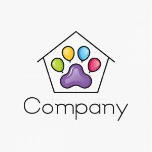 Pet Party Logo