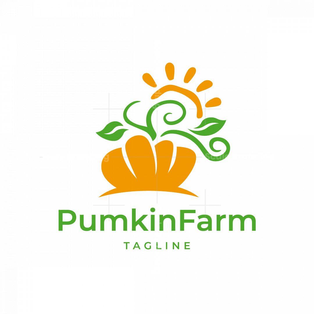 Pumkin Farm Logo
