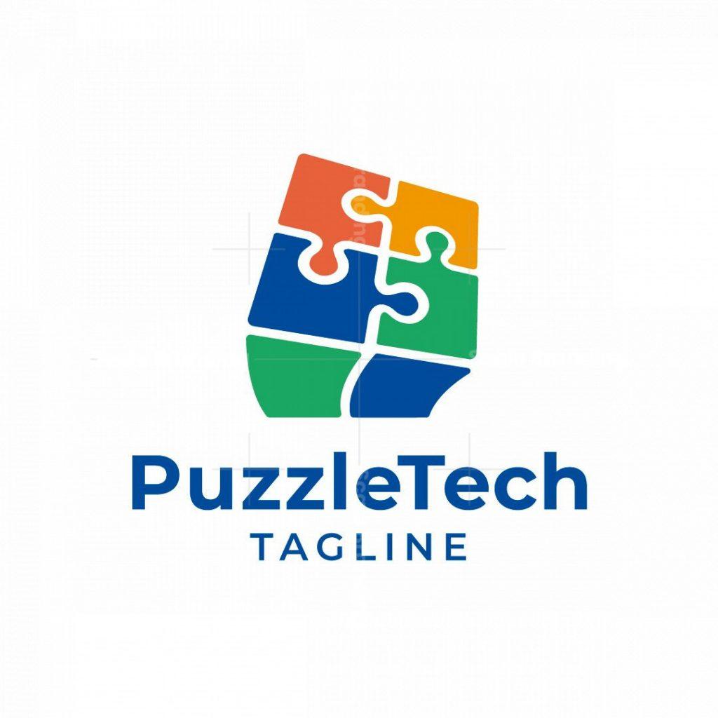 Puzzle Tech Logo
