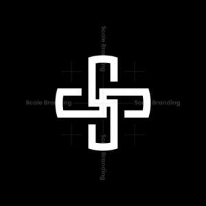 S Hospital Monogram Logo
