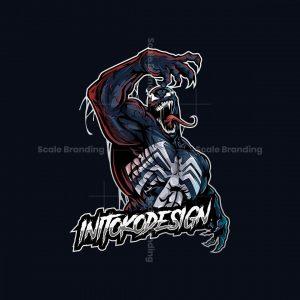 Venom Gaming Logo