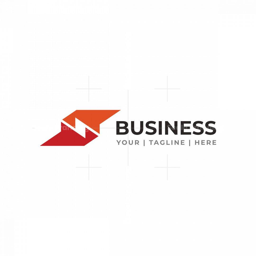 Sharp Letter S So Tech Logo