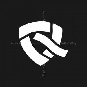 Shield Q Logo