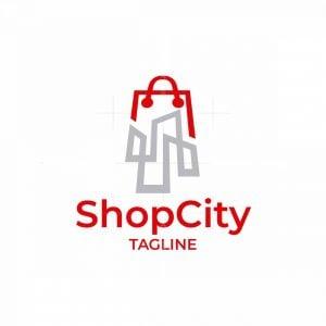 Shop City Logo