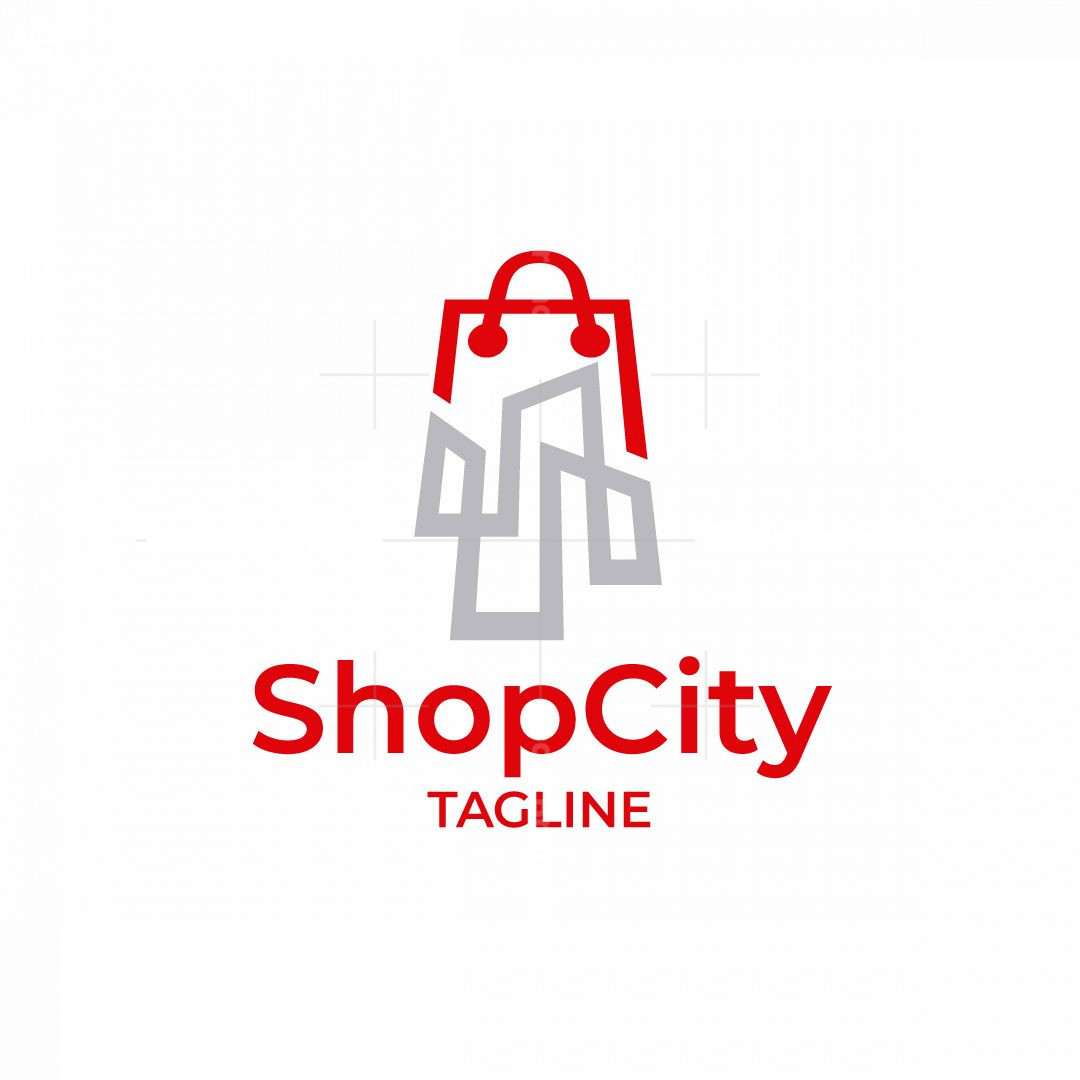 Shop City Logo