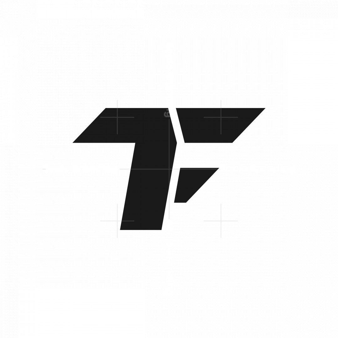 Tf Ft Letter Logo