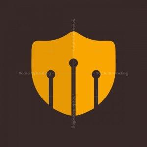 Shield Tech Security Logo