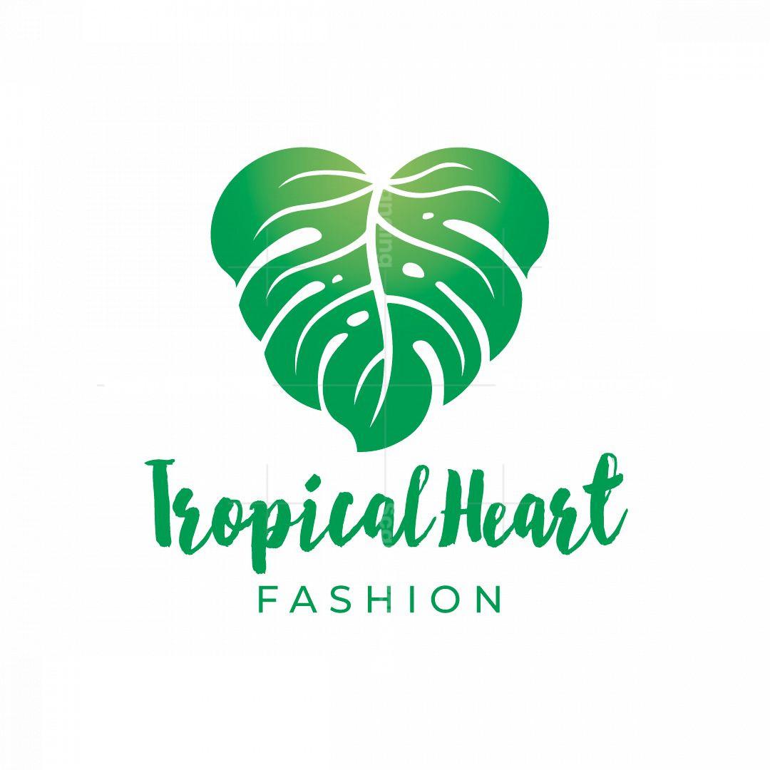 Tropical Heart Logo