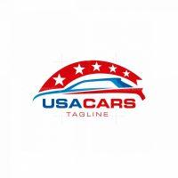 Usa Cars Logo