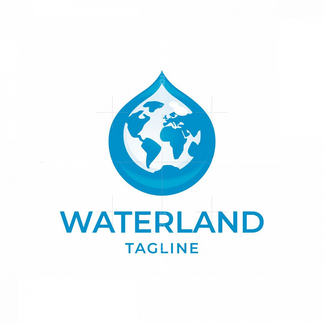 Water Land Logo