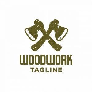 Wood Work Logo