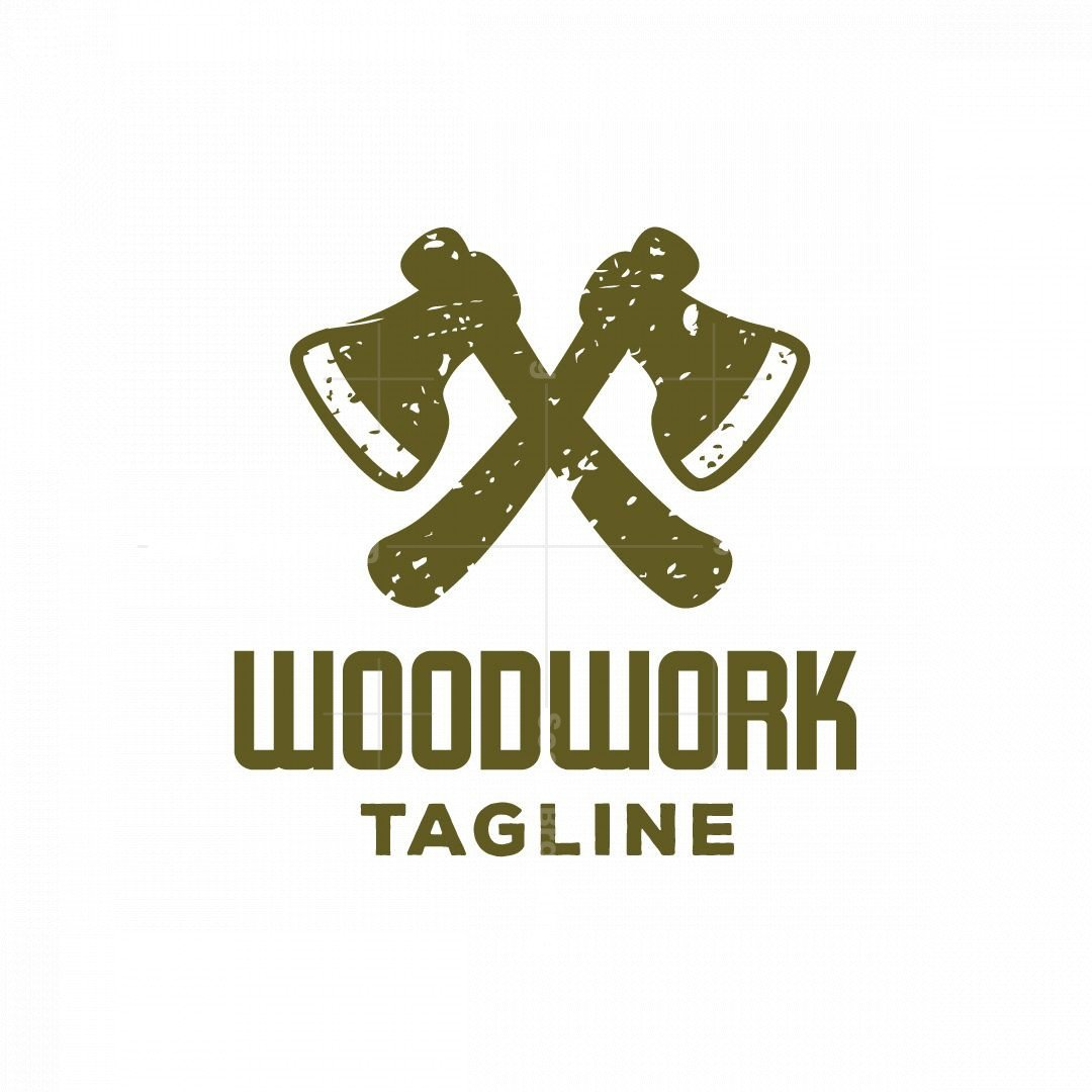Wood Work Logo