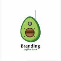 Avocado Radio Logo