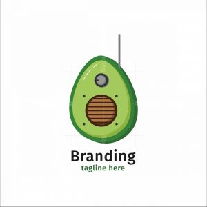 Avocado Radio Logo