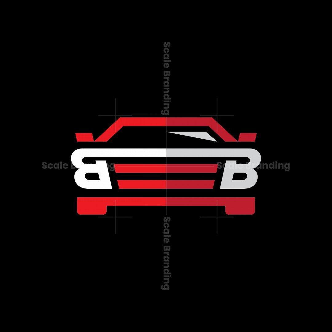 B Car Logo