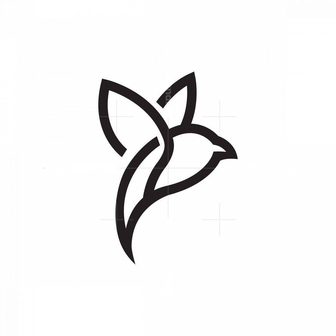 Logo Bird Monoline
