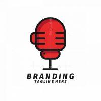 Boxing Podcast Logo