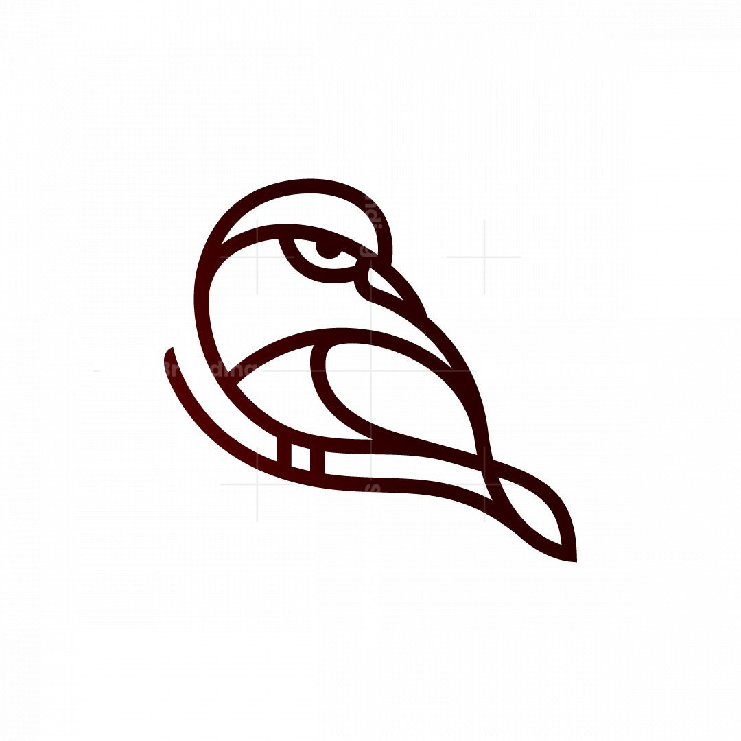 Tree Bird Logo