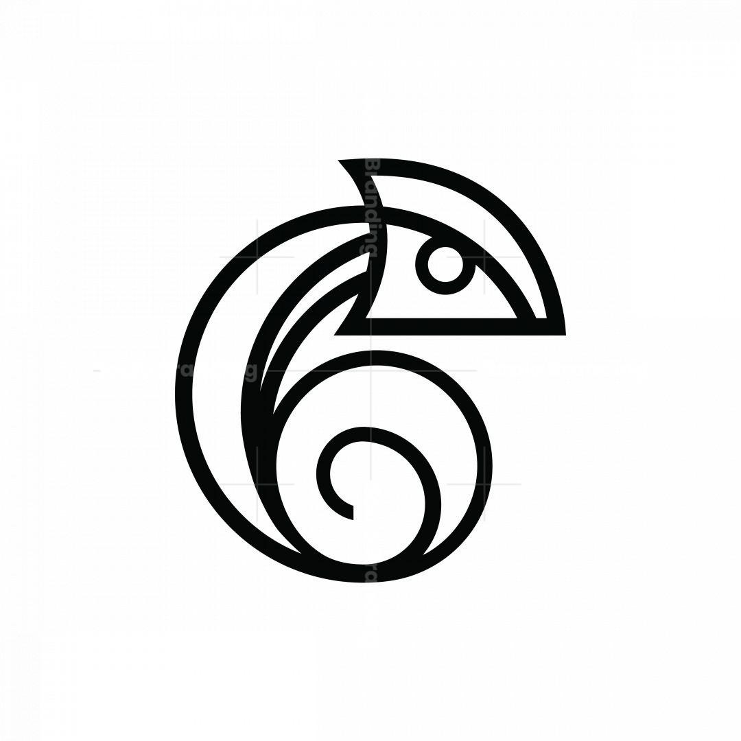 Logo Cameleon Monogram