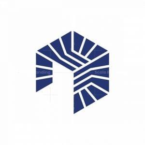 Cube Lines Logo