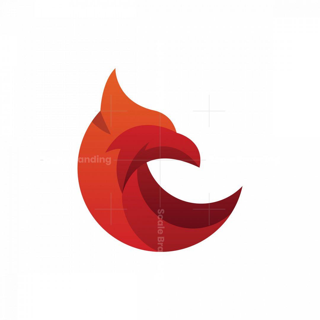 Logo Eagle Head