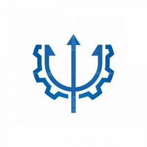 Engineering Trident Logo