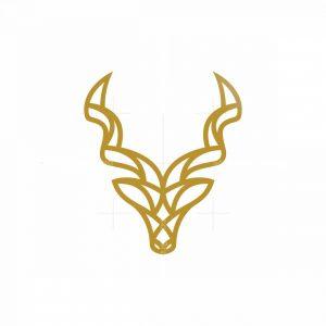 Golden Antelope Logo