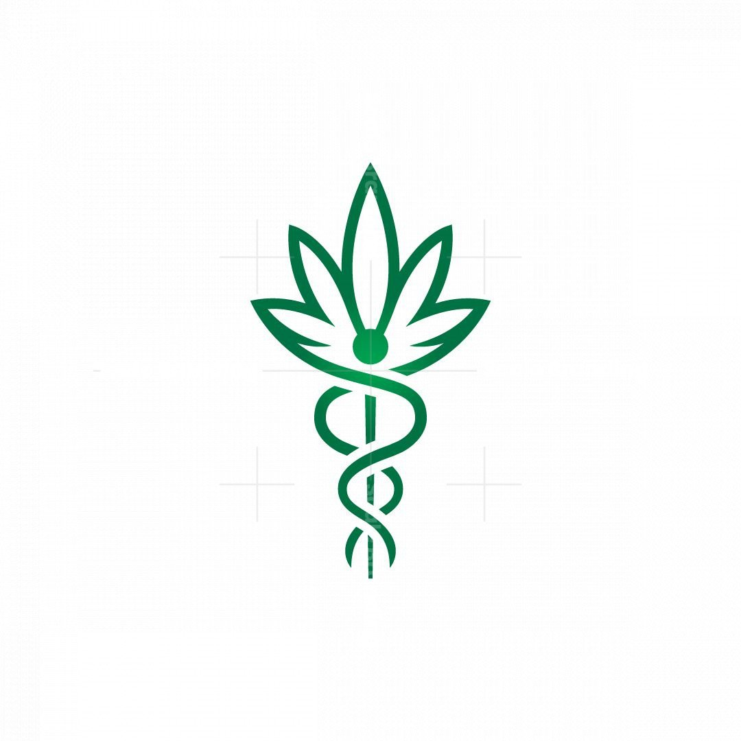 Medical Cannabis Logo Hemp
