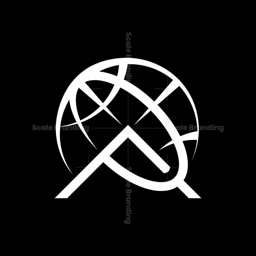 Letter A Atlas Logo