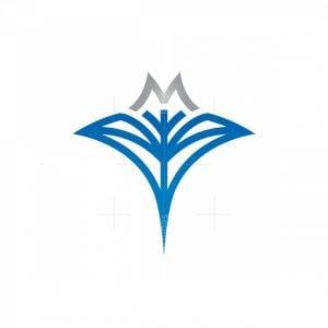 Manta Ray Logo