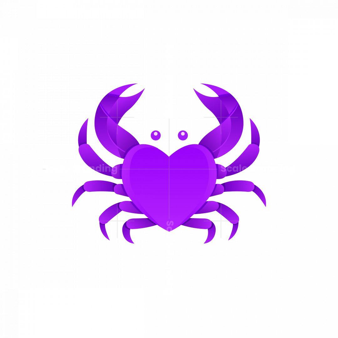 Logo Love Crab