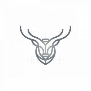 Luxury Deer Logo