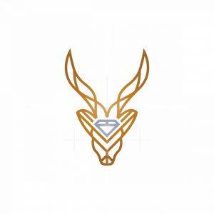 Diamond Antelope Logo