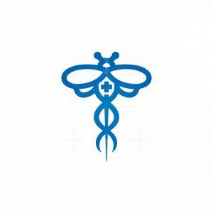 Healthcare Bee Logo