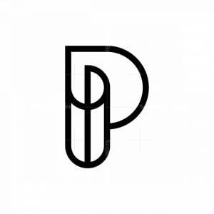 P Paper Logo