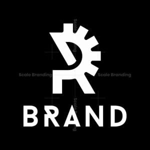 R Industrial Logo