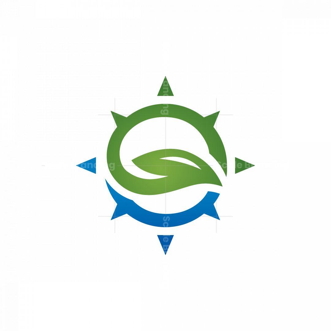 Leaf Compass Logo