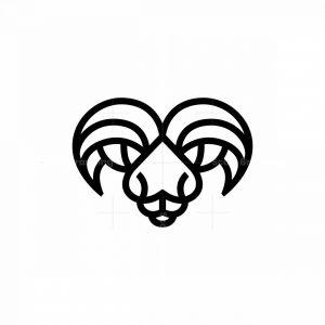 Poker Ram Logo