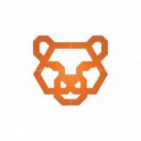 Modern Tiger Head Logo