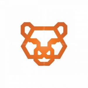 Modern Tiger Head Logo Tiger Logo