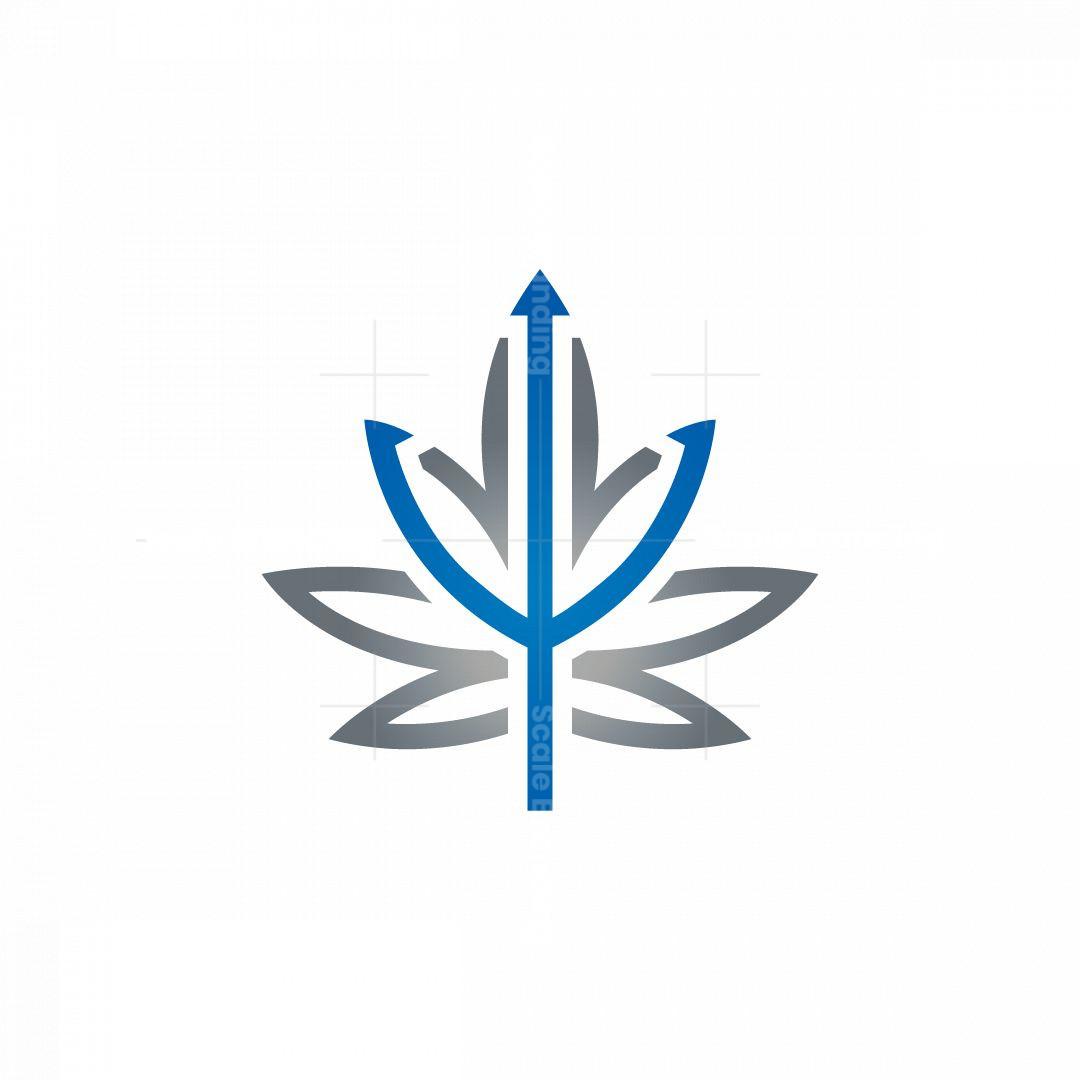 Trident Hemp Logo