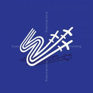 W Fly Logo