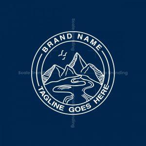 Mountain Badge Logo