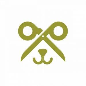 Animal Barber Logo